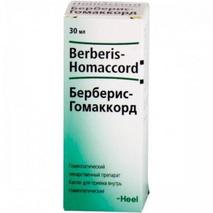 Berberis-Homaccord 30ml drops