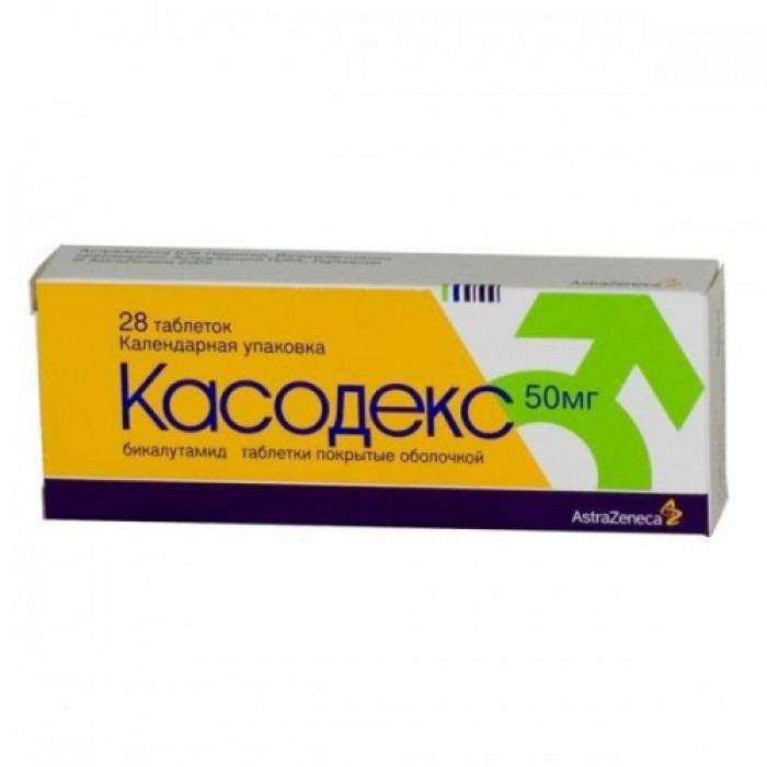 Casodex (Bicalutamide) tablets 50mg 28 tablets, 150mg 28 tablets,