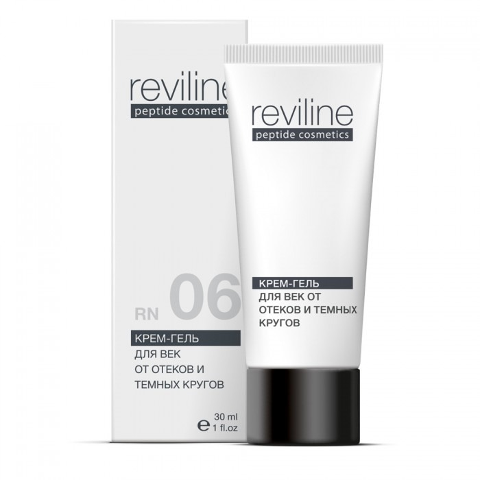 Eye cream-gel for puffiness and dark circles (RN06)