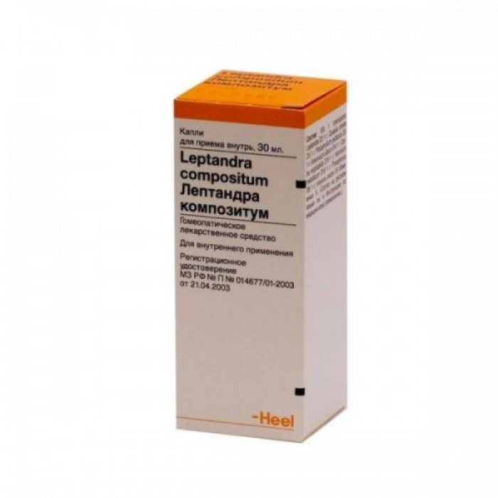 Leptandra compositum 30 ml drops