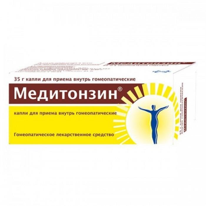 Meditonsin 35ml drops