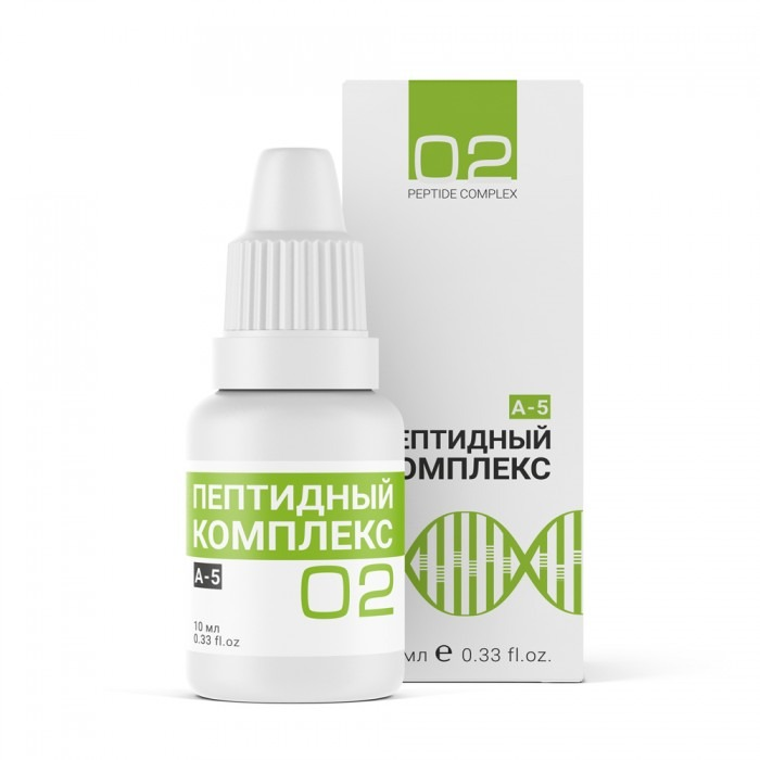 Peptide complex №2 — for central and peripheral nervous system