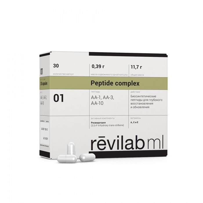 Revilab ML 01 — anti-age and oncoprotector
