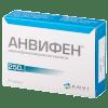 ANVIFEN® (Phenibut, Noofen, GABA) 250 mg/cap, 20 caps - Pharmaceutics