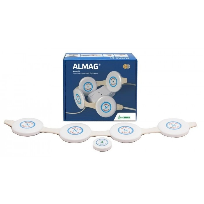 ALMAG-01 magneto therapy by ( PEMF ) PEMF Device - Medical device