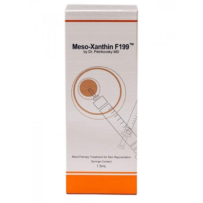 Meso Xanthin F199 (1x1.5ml) - Pharmaceutics