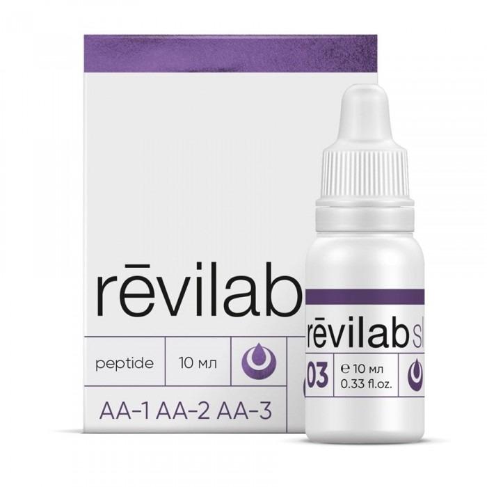 Revilab SL 03 for immune and neuroendocrine systems, 10ml/vial - Pharmaceutics