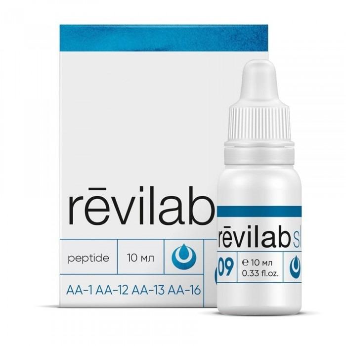 Revilab SL 09 for men&#x27s health, 10ml/vial - Pharmaceutics